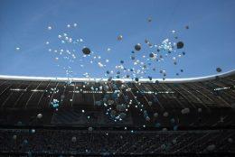 Teambesprechung beim TSV 1860 München